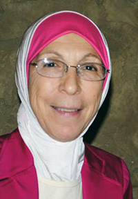 Dr. Fadia Abaza